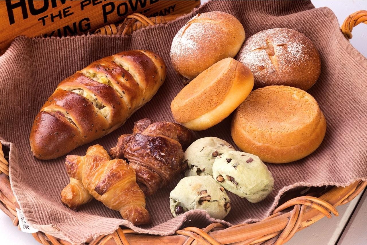 ブーランジェリー・サミューゼのパン