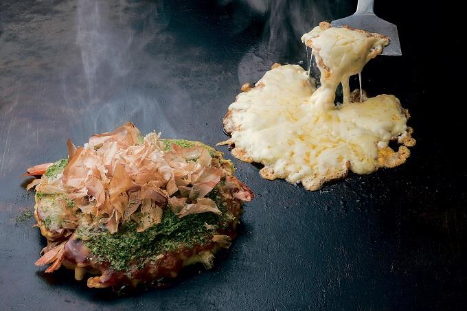 和弘 えび玉スペシャルとトン平チーズ