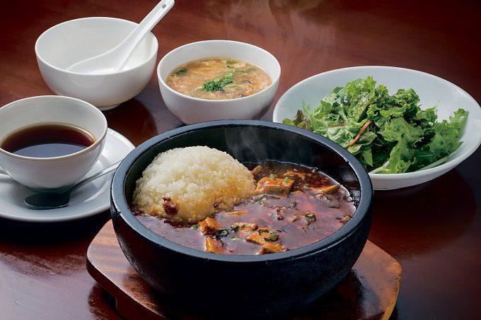 中国酒家CHINA ONE マーボー飯