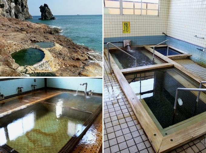 六三四さん紹介の温泉