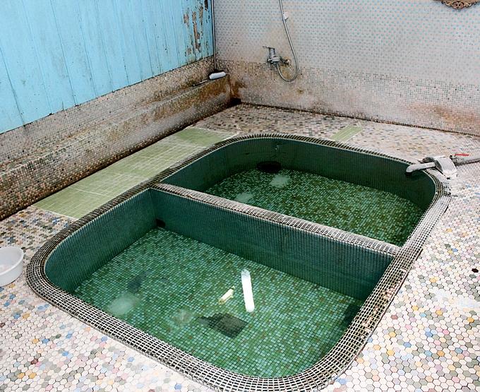 川内高城温泉 共同湯
