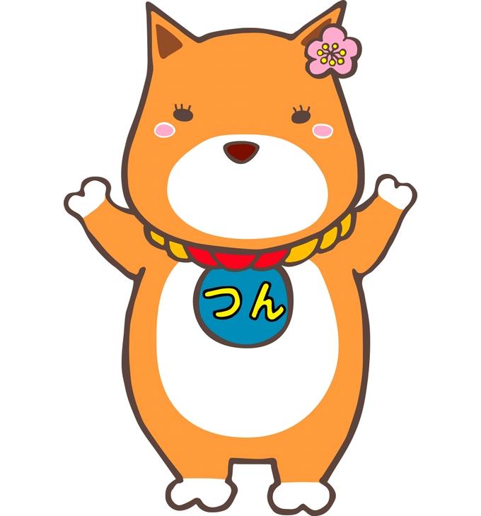 薩摩川内観光物産キャラクター西郷つん