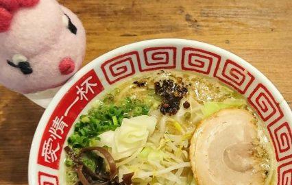 古い記事: ふ~ちゃんが食べる!鹿児島市内のラーメン20選。ランチにいか