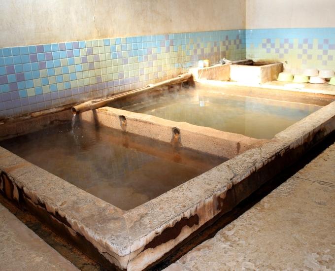 吉田温泉 鹿の湯