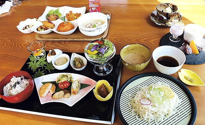 Cafe FUBAKO「くつろぎランチ」