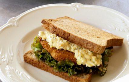 古い記事: カンパチのサンドウィッチ | 多仁亜の旬を食べるレシピ