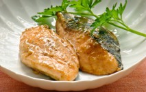 古い記事: 鮭のゴマ照り焼き | ゴマだれで、簡単に!