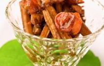 古い記事: ゴボウとプチトマトのバルサミコ風味 | おうちでワイワイレシ