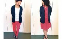 古い記事: リネン素材のジャケットでクールもフェミニンも