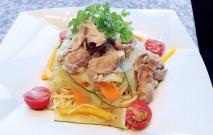 古い記事: 豚の冷しゃぶスパゲティ   黒酢の達人レシピ