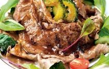 古い記事: 牛肉の焼しゃぶサラダ | 黒酢の達人レシピ