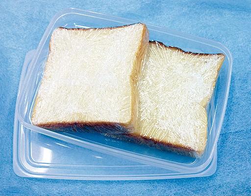 パンの保存