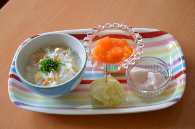 離乳食「果物&野菜編」