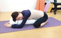 古い記事: チャイルドポーズ/腰・背骨の疲労回復 | グラヴィティヨガ