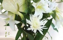 古い記事: お盆に添える花 | Mstyleの花あそび/8月