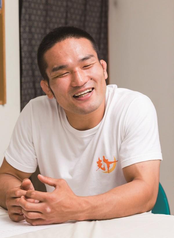 総合格闘家 菊野 克紀さん