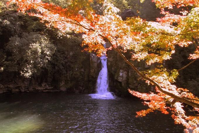 さつま町 観音滝公園