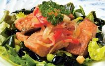古い記事: 秋サケのエスカベーシュ | 黒酢の達人レシピ