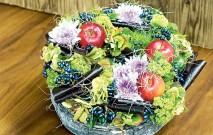 古い記事: 花で彩る夫婦ふたりの時間 | Mstyleの花あそび/11月