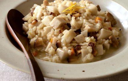 古い記事: サトイモのリゾット ユズ風味 | 多仁亜の旬を食べるレシピ