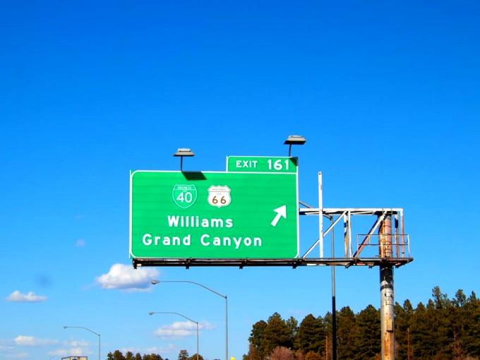 いざウィリアムズへ!