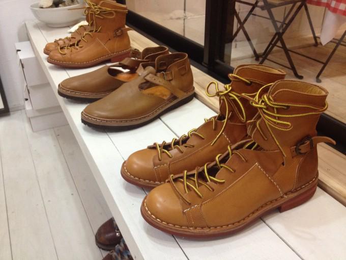 靴工房のPONPON
