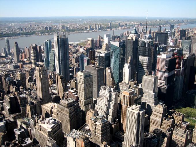 ニューヨーク摩天楼