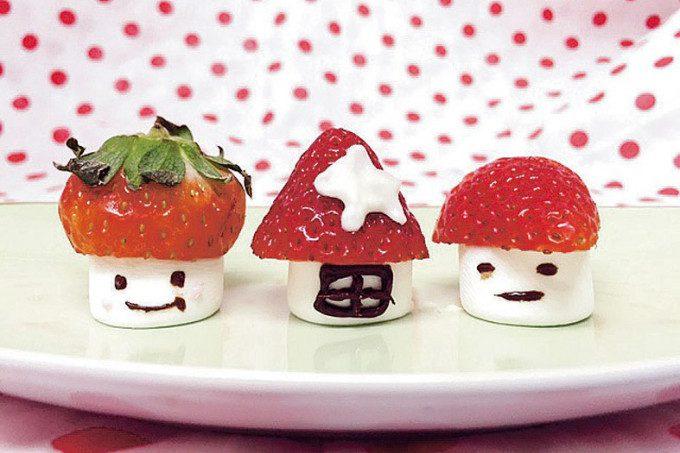 マシュ☆イチゴ
