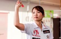 古い記事: 松本 恵さん | ダーツの魅力はいろいろな人と交流できること