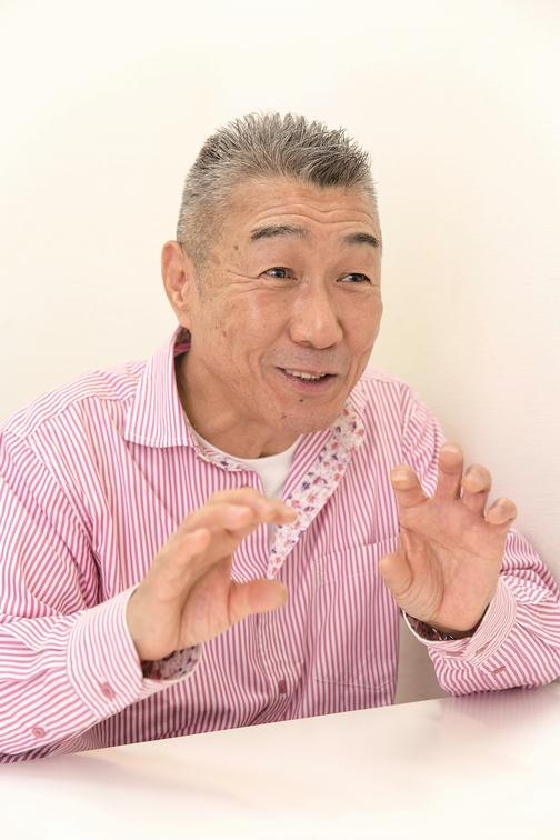 芸人 松元 ヒロさん