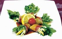 古い記事: 白身魚の季節野菜巻 | 黒酢の達人レシピ