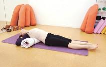 古い記事: 魚のポーズ/呼吸器疾患の緩和、疲労回復 | グラヴィティヨガ