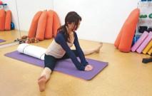 古い記事: 座位開脚前屈のポーズ/月経痛・坐骨神経痛緩和 | グラヴィテ