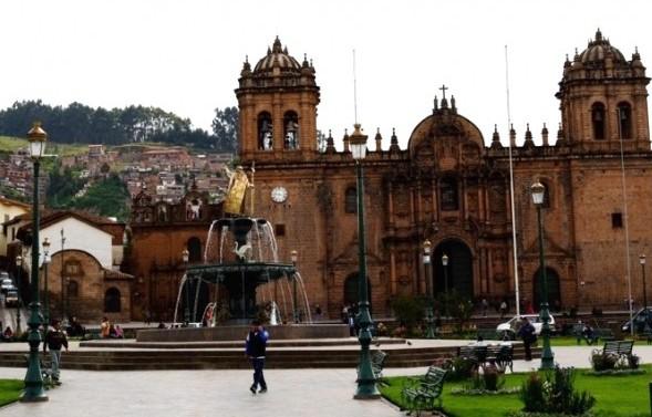 ペルー・クスコに到着