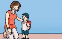 古い記事: BACK TO SCHOOL(新学期)/親子で英会話