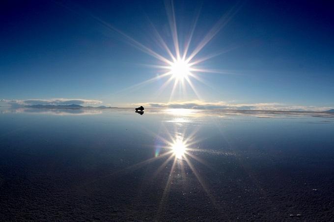 ボリビア・ウユニ塩湖編