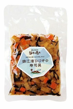 錦江湾ひじきの寿司具