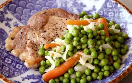古い記事: グリーンピースとニンジンのコンソメ煮 | 多仁亜の旬を食べる