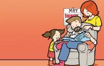 古い記事: FAMILY TRIP(家族旅行)/親子で英会話