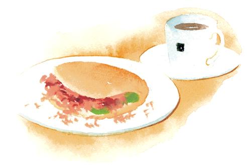 384おでかけ_鰹バーガー画像