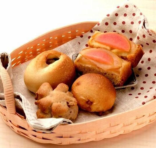 木・金曜日に買える手作りパン