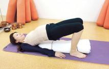 古い記事: 橋のポーズ/生理痛時の子宮の収縮を和らげる | グラヴィティ