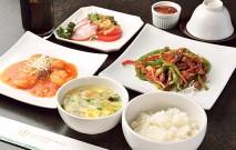 中国料理 翠園 スペシャルランチ