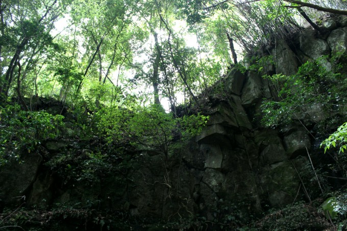 掛橋坂の景色①