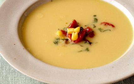 古い記事: 香り際立つコーンスープ | 多仁亜の旬を食べるレシピ