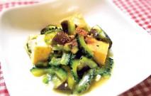 古い記事: ゴーヤーとナスのみそ炒め | かごしま旬野菜レシピ