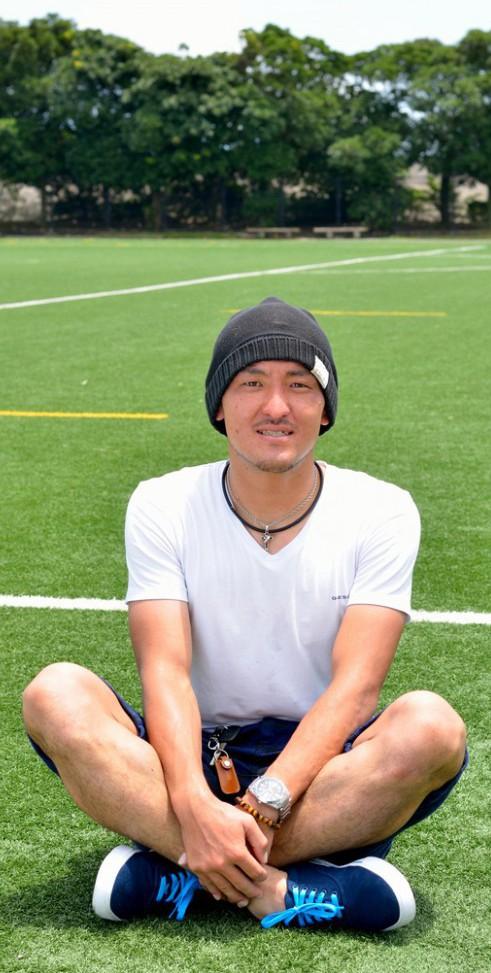 鹿児島ユナイテッドFC MF・田上 裕選手の私服