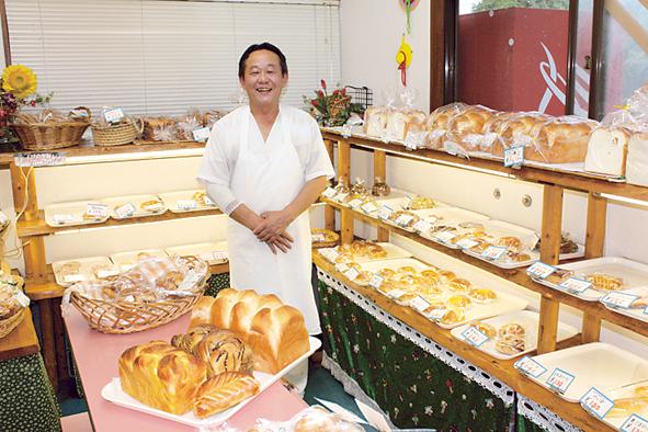 近くの関平鉱泉の特産品販売所、塩浸温泉龍馬公園でも販売している