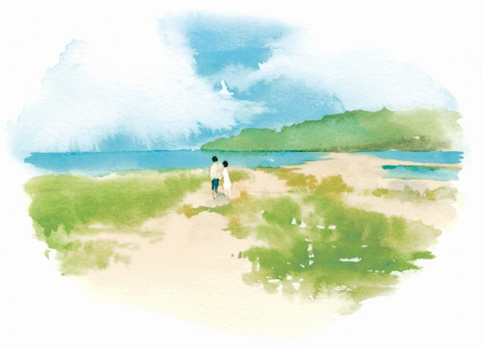 イラスト:張 佐和子