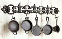 古い記事: ガーデンコーナーにオススメ、鋳物のウォールデコレーション